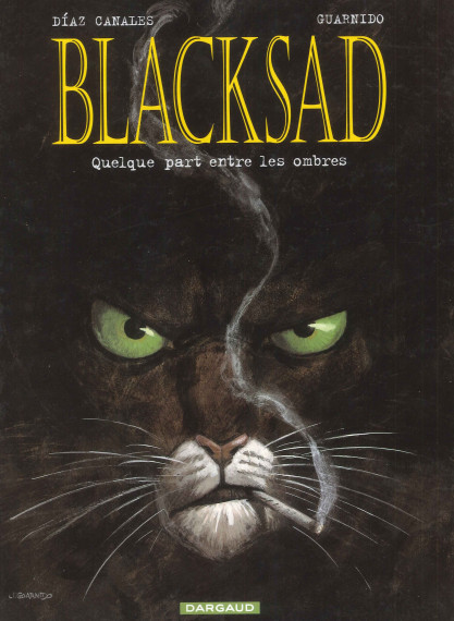 Juanjo Guarnido - ©Blacksad, Díaz Canales and Juanjo Guarnido, Dargaud test