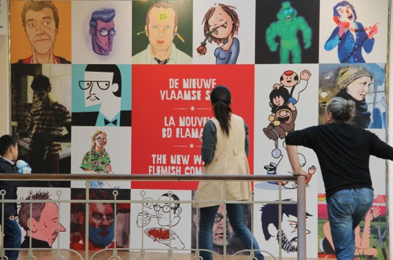 The New Wave of Flemish Comic Strip