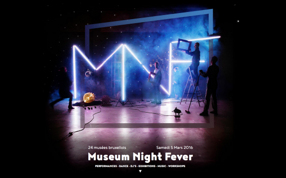 On the 05/03, it's the Museum Night Fever -  test