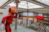 Spirou passed from hand to hand (2013)